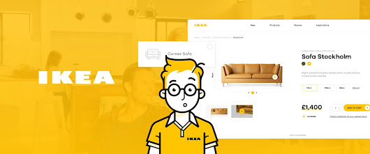 Shopping Made Personal - How We Translated IKEA's Offline Experience Into the Concept of a Seamless Online App