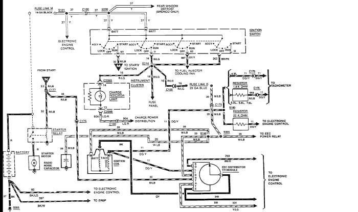1988 Ford F150 Headlight Wiring Diagram Wiring Diagram Instruct Instruct Cfcarsnoleggio It