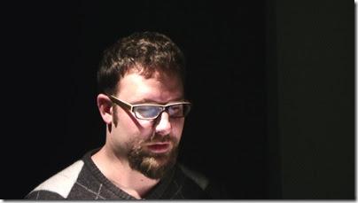 Dominik Riedo - Einfuehrung zu Der Schuss von der Kanzel