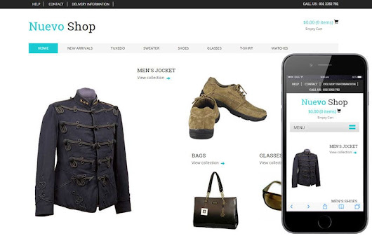 Nuevo Shop a Flat Ecommerce Bootstrap Responsive Web Template by w3layouts