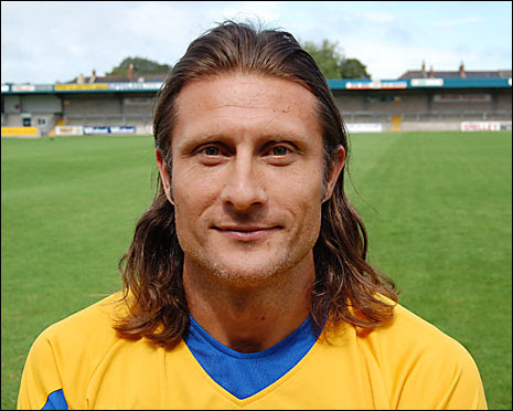Chris Hargreaves appointed manager of Torquay United