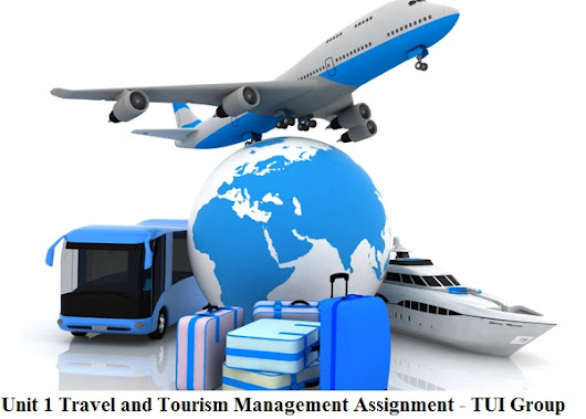 HND Unit 1 Travel and Tourism Management Assignment TUI Group