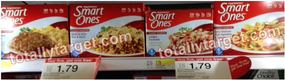 smart ones target Weight Watchers Smart Ones as low as $1.16 at Target!