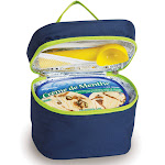 Picnic Plus Ice Cream Carrier Navy