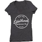 Edelbrock Since 1938 Deep V-Neck T-Shirt