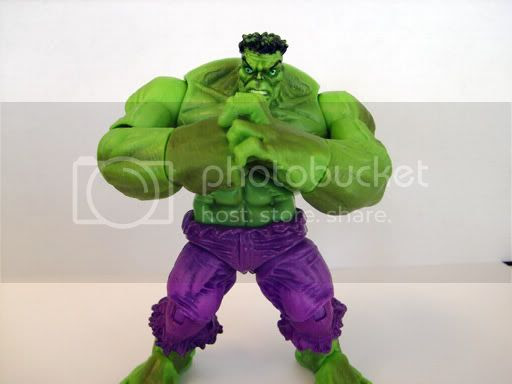 Hasbro Fury Files Green Hulk