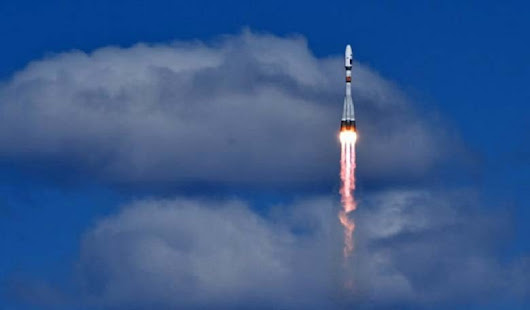 Rocket Launch from Russia's Vostochny Cosmodrome Successful