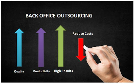 What is back office outsourcing & its functions?