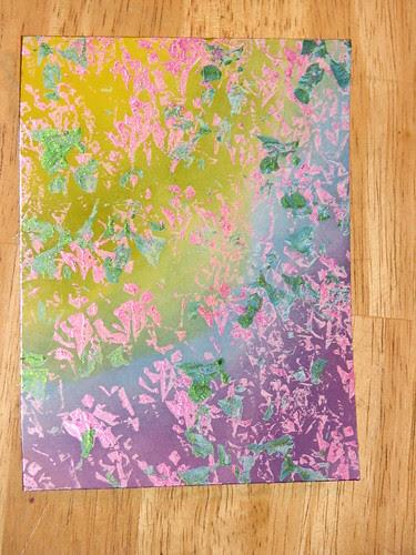 Lumiere Paint Resist 019