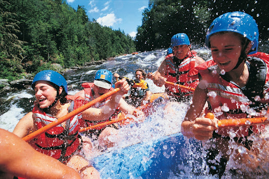 How to Have the Best Day White Water Rafting in Georgia - Glen-Ella Springs Inn