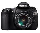 Canon デジタル一眼レフカメラ EOS 60D EF-S18-55 IS レンズキット EOS60D1855ISLK