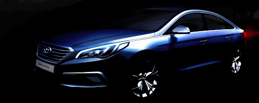 2015 Hyundai Sonata Teased Ahead Of 2014 New York Auto Show