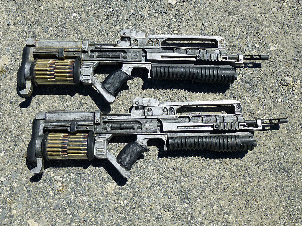 STA-52 LAR Pair Finished 2