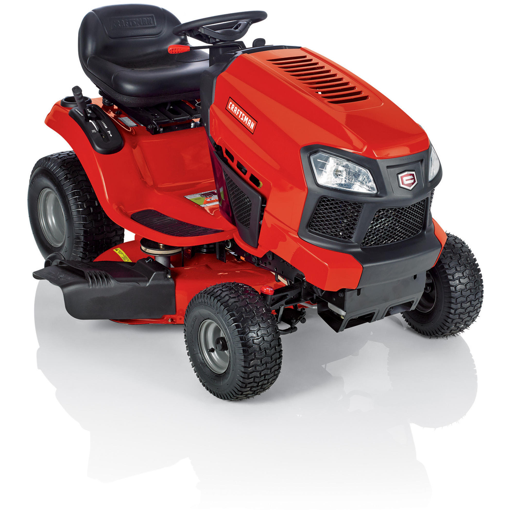 UPC Craftsman 42 in Turn Tight Automatic Riding