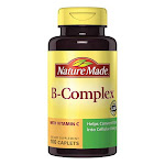 B - Complex Caplets With Vitamin C, By Nature Made - 100 Ea