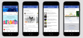 Facebook's Testing a New Local News and Events Section to Prompt Civic Engagement