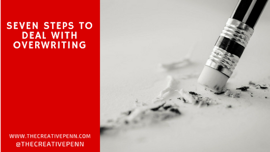 Writing Tips: 7 Steps to Stop Overwriting | The Creative Penn