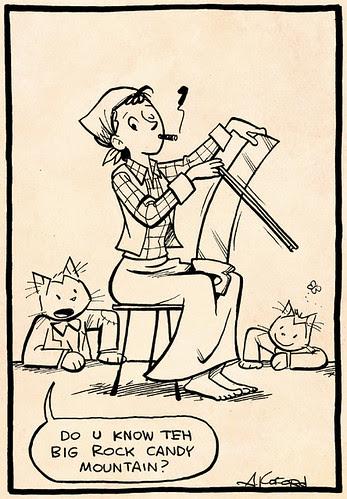Laugh-Out-Loud Cats #2354 by Ape Lad