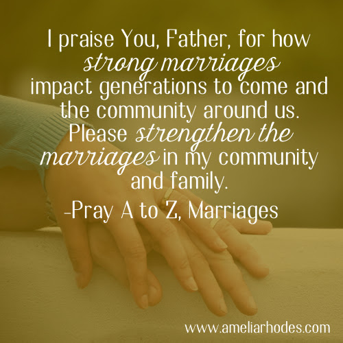 From Fixer To Prayer Pray A To Z Stories Marriages