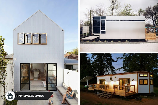 10 Examples Of Small Modern House Designs To Inspire You - TS Living