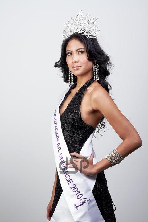 liechy blog: Photos of Miss Singapore Universe 2011
