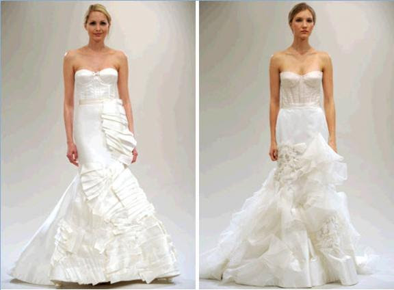 Cheap Wedding Gown 2011