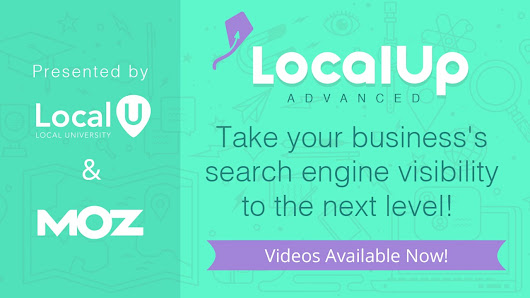 Get Unbeatable Insights into Local SEO: Buy the LocalUp Advanced Video Bundle