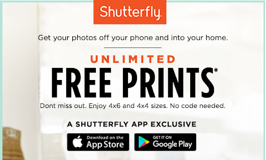 The truth behind Shutterfly's unlimited free prints offer - Spudart