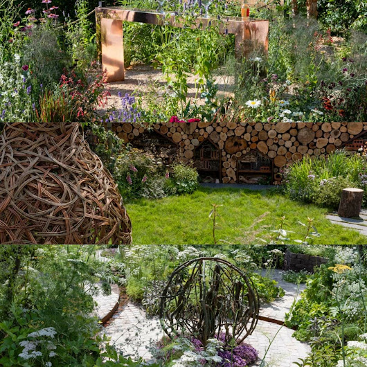 RHS Hampton Court Flower Show 2018 Award Winning Instant Hedge