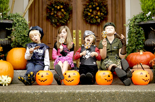 How to Make Halloween Healthier Without Cutting Down on Trick-or-Treating Rock and Roll Daycare - Best of Boston 2017 - Infant, Toddler, PreK