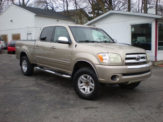Used 2006 Toyota Tundra SR5 Double Cab for Sale in Lafayette IN 47904 Best Buy Motors