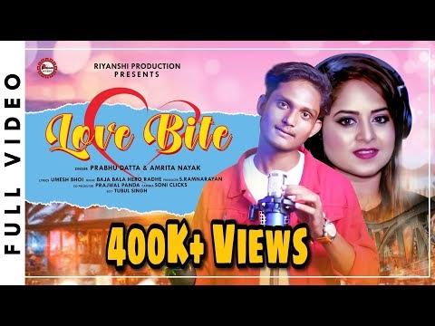 Love bite new sambalpuri song 2020 | Amrita & Prabhu