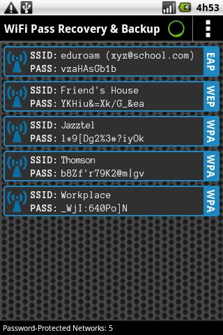 WiFi Pass Recovery & Backup-1