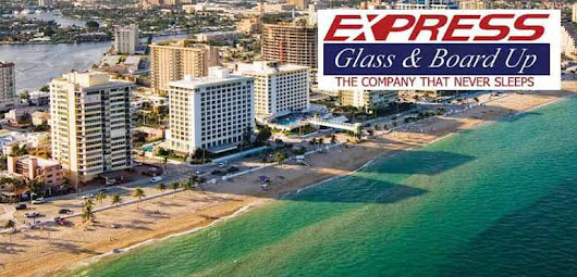 Service in Ft. Lauderdale Residential Glass Repair Service