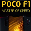 We are giving away 4 POCO F1 Phones!