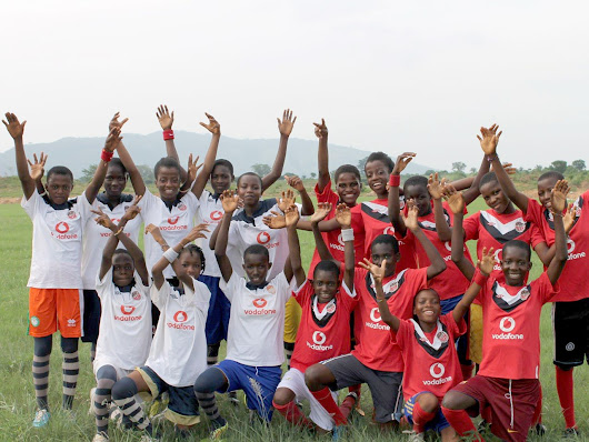 The Future of West Africa Through the Beautiful Game