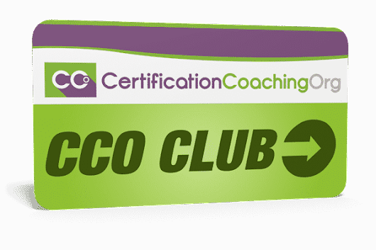CCO Club - [CCO] Certification Coaching Organization LLC