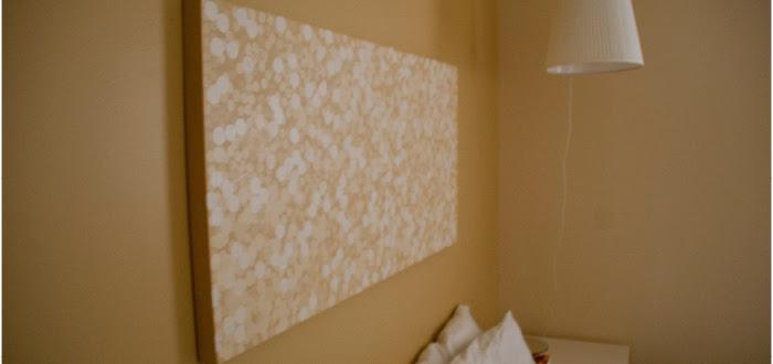 dash dot dotty dashdotdotty house tour interiors tan comfortable modern dots canvas tans painting diy