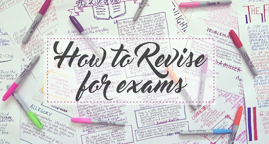 How to Revise for Exams