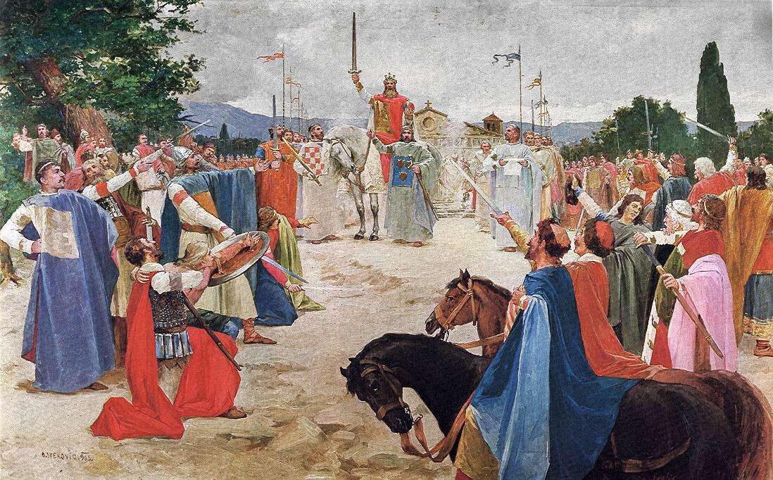 Европа очень долгое время была частью Русского Мира