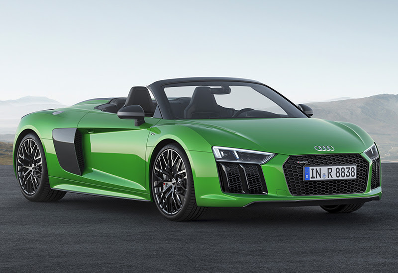 2018 Audi R8 V10 Plus Spyder Review