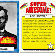 Super Awesome Trading Cards by Archie McPhee
