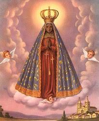 Historia de Nossa Senhora Aparecida