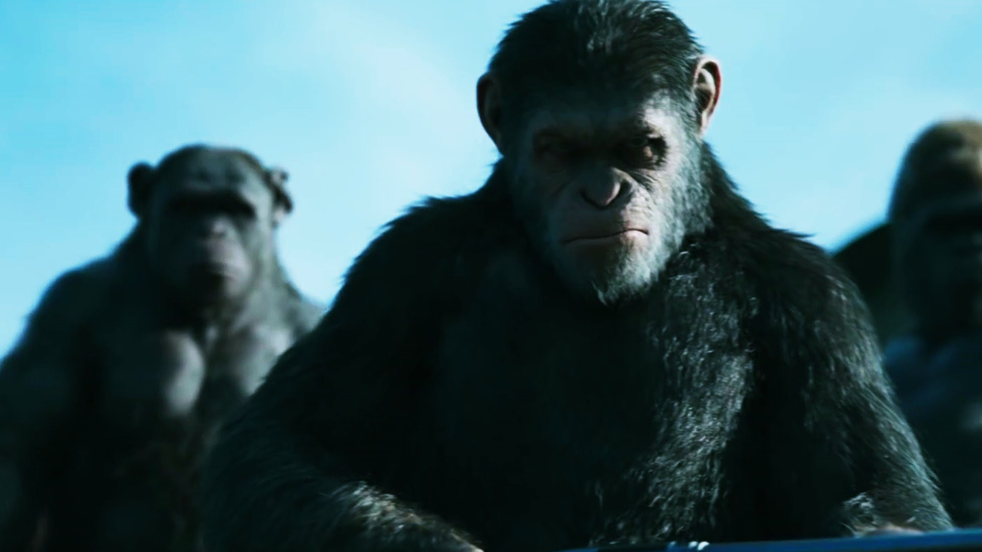 War For The Planet Of The Apes Caesar 2017 Wallpaper 11827 Baltana