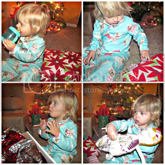Christmas 2012: Lily Belle