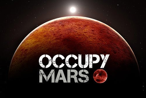 Boomerang Gif Occupy Mars | SpaceX Animation | SUM XP