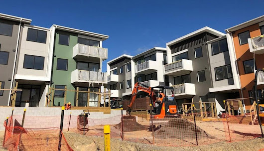 Large Wellington social housing development unveiled