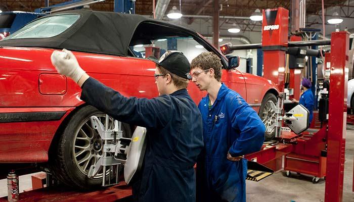 Automotive Service Technician > Automotive Service ...