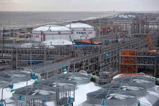Yamal LNG Commissioned in Record Time