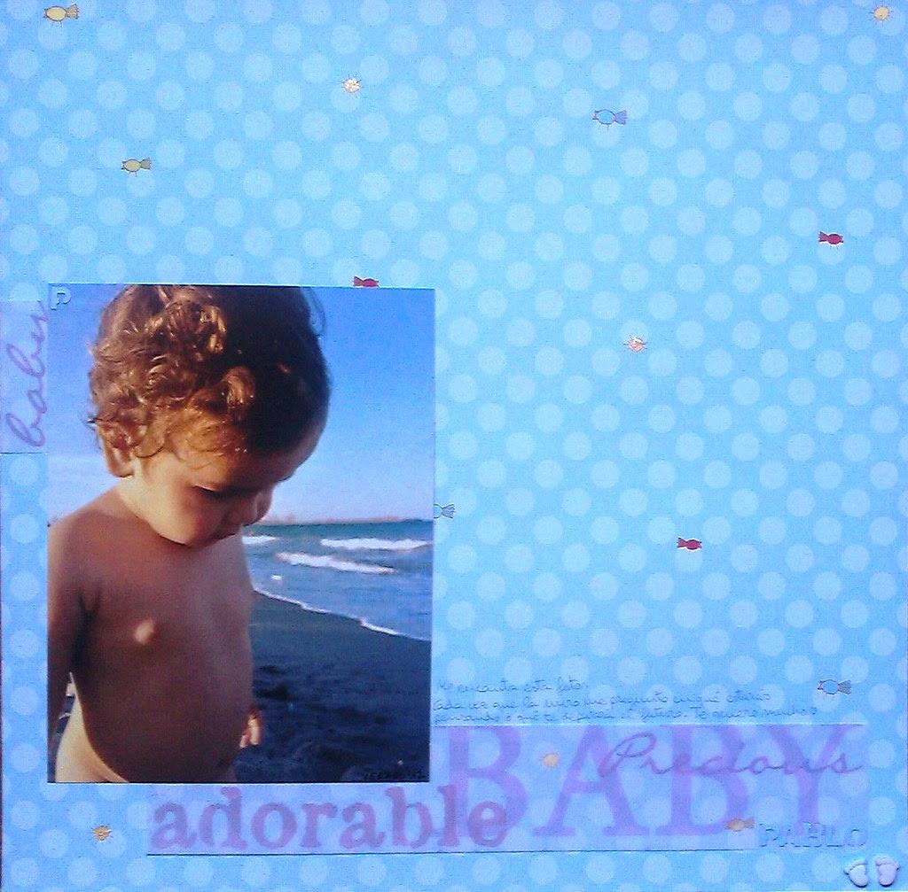 2013, 04. 20 - 1. Baby Pablo (my nephew). Summer'12